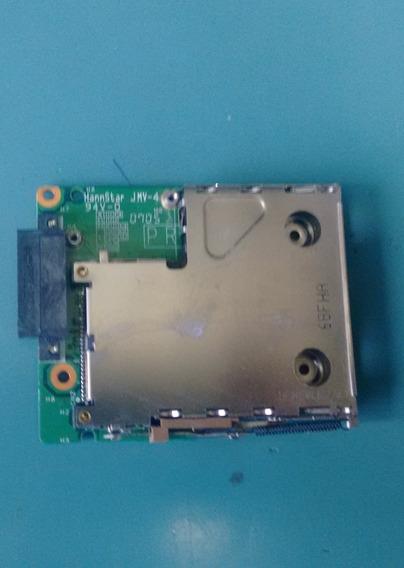 Placa Adaptador Pcmcia Notebook Hp Daat6ath8a1 Dv6000+ Cont