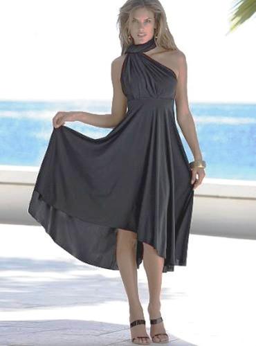 Vestido Vanesa Multivestido Multiuso  Modal  10 En 1