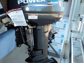 Power Tec 9.9 - 2 Años Gtia - Sur Nautica - Agente Oficial