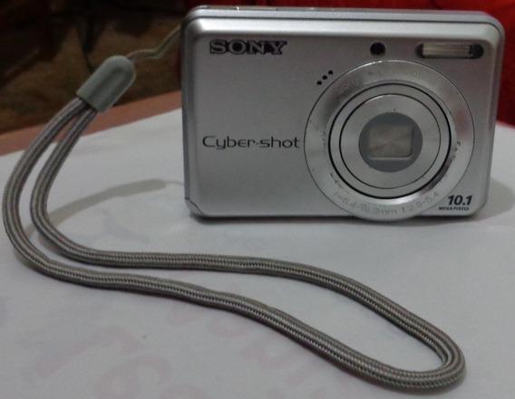 Câmera Sony Dsc S930 - 10.1 Megapixels - Tela Lcd 2,4