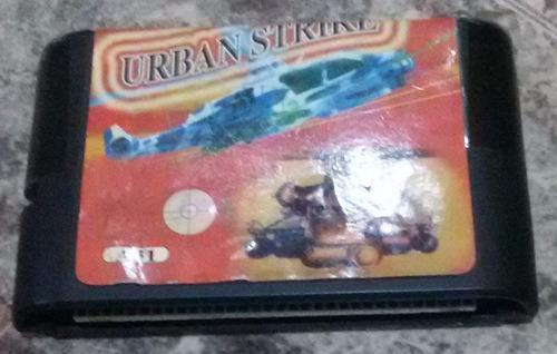 Urban Strike - Mega Drive
