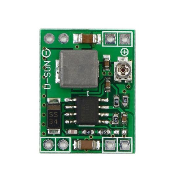Conversor Módulo Dc-dc Step Down Lm2596 3a Regulador Arduino