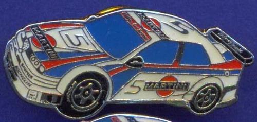 Pin * Auto De Rally * Sin Uso *