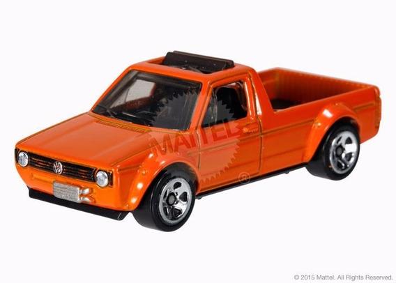 Hot Wheels Vw Pickup Volkswagen Caddy 124/2015 Lacrado