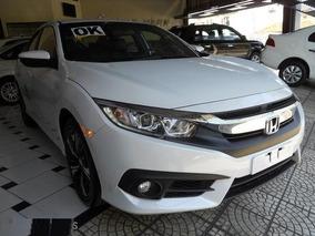 Honda Civic Exl Sed 2.0 16v Flex Autom Completo 0km 2017