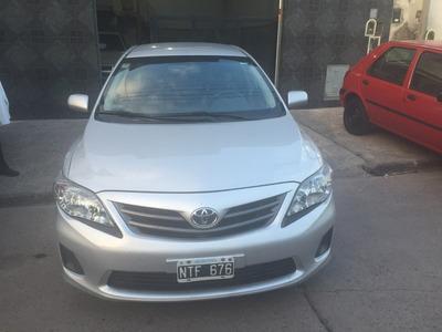 Oportunidad Toyota Corolla Xli Con Gnc Md 2014 Impecable