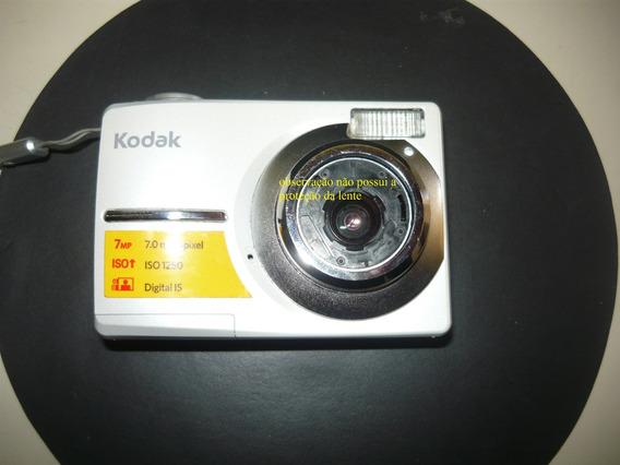 Câmera Kodak Easyshare Cd703 7.0 Megapixel