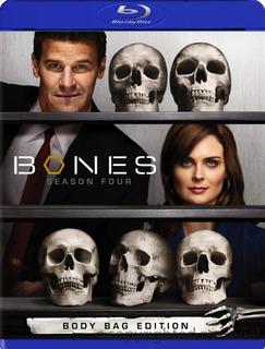 Blu-ray Bones Season 4 / Temporada 4