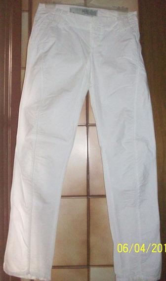 Pantalon Blanco. Talle 25. (marca Guess)