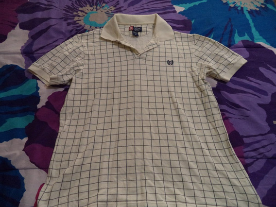 Playera Casual D Cuadros Chaps By Ralph Lauren Caballero L