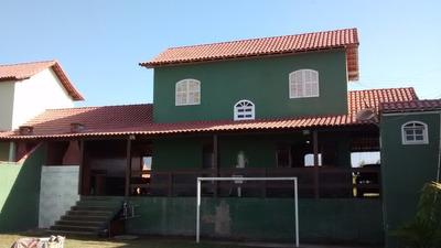 Casa Na Quadra Da Praia, Duplex Linda.