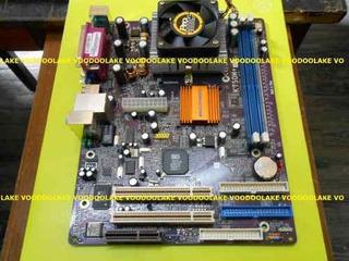 Motherboard Ecs K7som+ (v7.5c) Micro Onboard