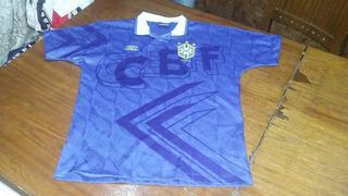 2 Camisetas De Equipos De Brasil Cada Una