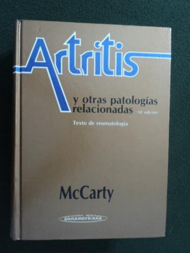 Artritis Y Otras Patologías Relacionadas - Mccarty