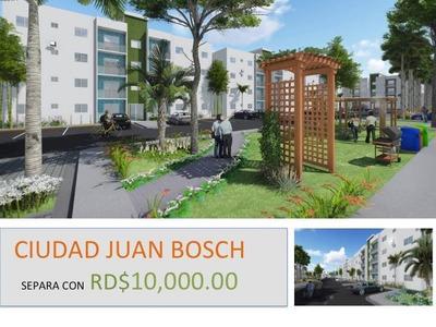 Apartamento En La Ciudad Juan Bosh $ 1,450.000