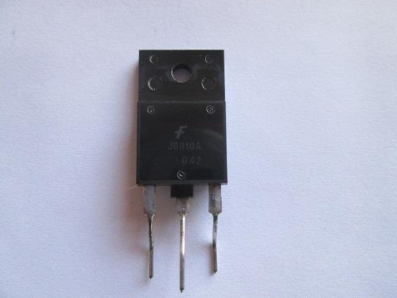 Transistor J6810a Original 3 Unidades