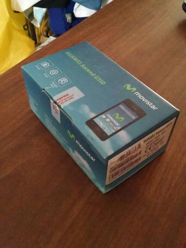 Caja Huawei Ascend G510