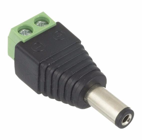 Plug P4 Com Borne Kre Storm Pgpq0002 Macho 10 Unidades