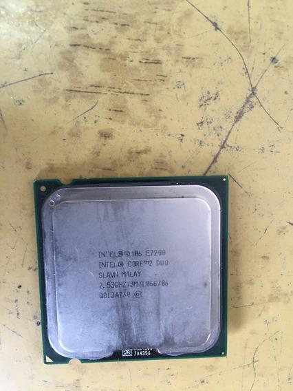 Core2 Duo E7200/2,53ghz/3m