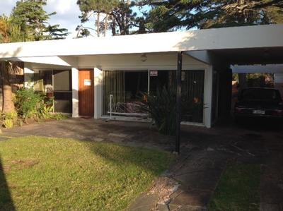 Hermosa Casa En Alquiler A 2 Cuadras Del Mar. Punta Del Este