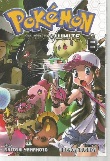 Pokemon Black & White 08 - Panini 8 - Bonellihq Cx318 O20