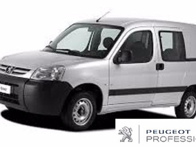 Peugeot Partner 1.6 Hdi Confort Mixta 5 Plazas Diesel 0km