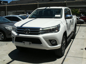 Toyota Hilux Srx At 4x4 0km C /cuero 4wheelsautos