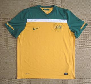 Camisa Original Austrália 2010 Home
