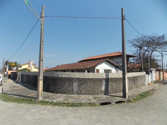 Terreno Frente Para O Mar Em Peruíbe A Venda