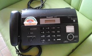 Fax Panasonic Kx-ft981 Com Bina Usado