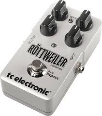 Tc Electronic Rottweiler Pedal Guitarral