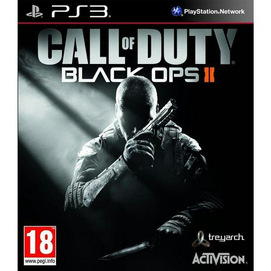 Jogo Call Of Duty Black Ops 2 Ps3