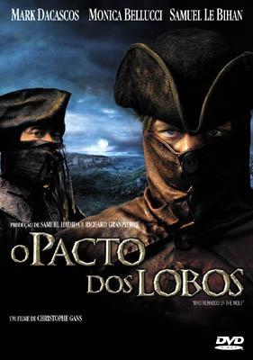 Dvd Filme: O Pacto Dos Lobos