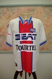 Camisa Futebol Paris Saint Germain França Nike Antiga 715