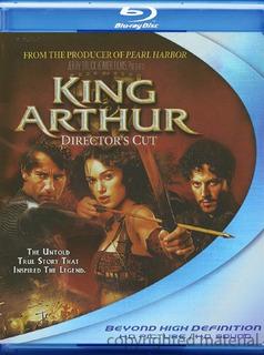 Blu-ray King Arthur / Rey Arturo (2004)
