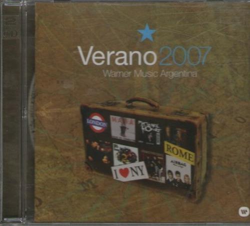 Verano 2007 - 2 Cds Original Varios Clapton Drexler Etc