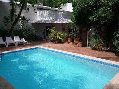Zona Colonial, Casa De Lujo, Piscina, 7hab. Terraza, Estar