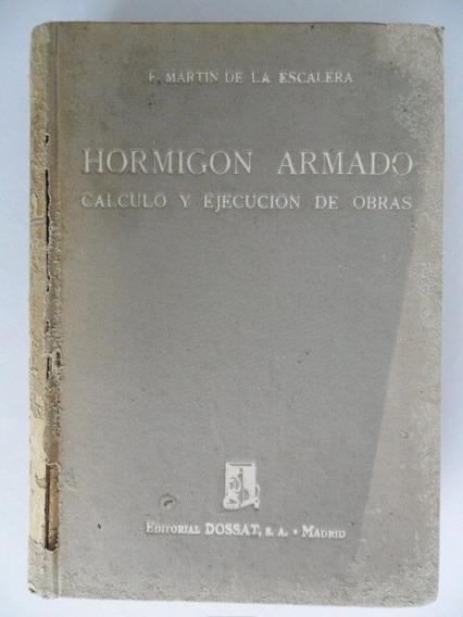 Hormigón Armado Cálculo Livro Universitário Engenharia Civil