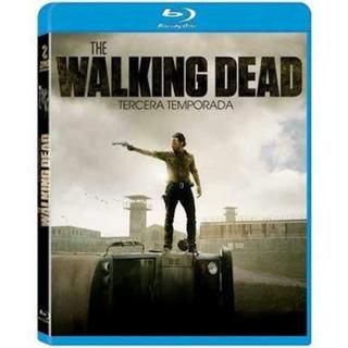 The Walking Dead Tercera Temporada Bluray Nueva Dvd