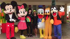 Show De Peppa Minions Disney Y Sus Amigos Los Vengadores