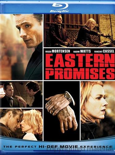 Blu-ray Eastern Promises / Promesas Del Este