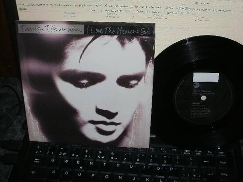 Tanita Tikaram 7'' Vinilo 1991 Uk Ingles Original Pop Rock