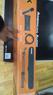 Microfono Proline Mic Pack Kit