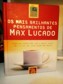 Os Mais Brilhantes Pensamentos Max Lucado