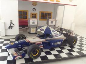 Williams Fw17 Damon Hill Onyx 1/18