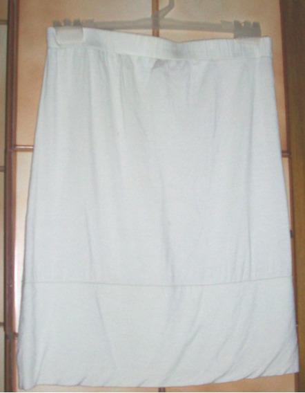 Strapless Cemento - Blanco. Talle Unico. (marca Complot)