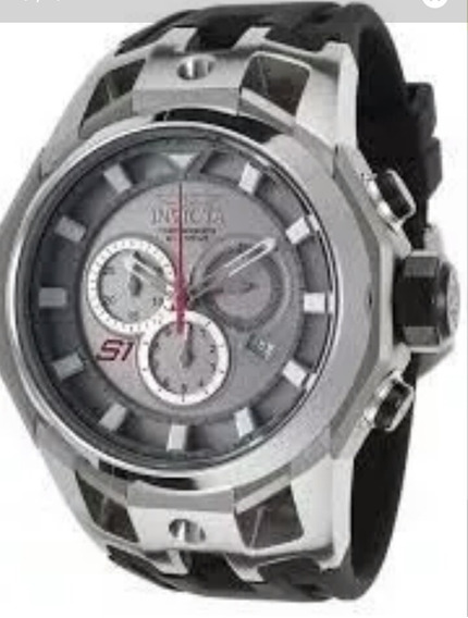 Relógio Invicta Titânio Modelo 16811 Original