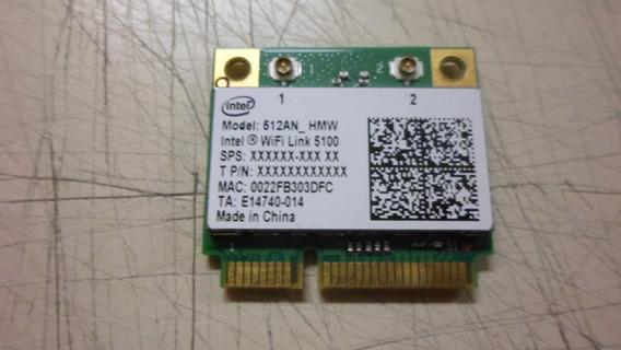 Placa Wireless Wifi Intel Notebook Sony Vaio Vgn-cs Pcg-3ghp