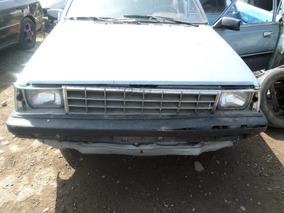Nissan Sanny 1986-1991 En Desarme