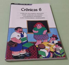 Crônicas 6 - Ática 18ª Edição